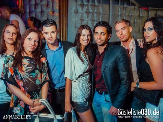 https://www.gaesteliste030.de/Partyfoto #6 Annabelle's Berlin vom 11.08.2012