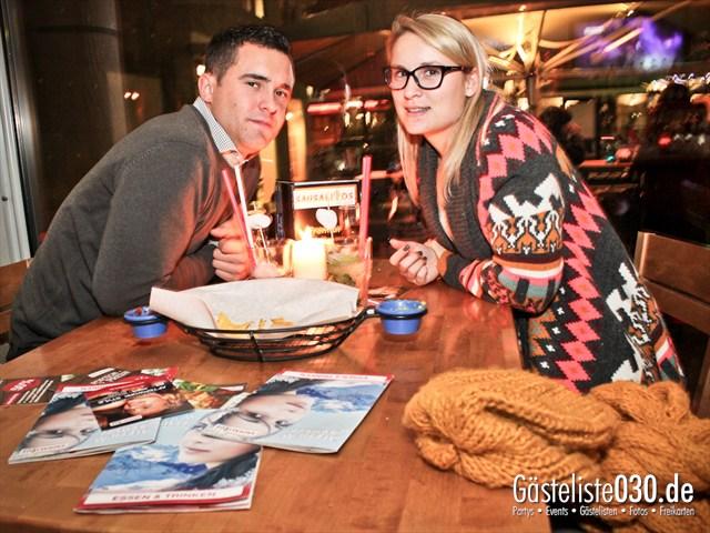 https://www.gaesteliste030.de/Partyfoto #4 Sausalitos Berlin vom 22.11.2012