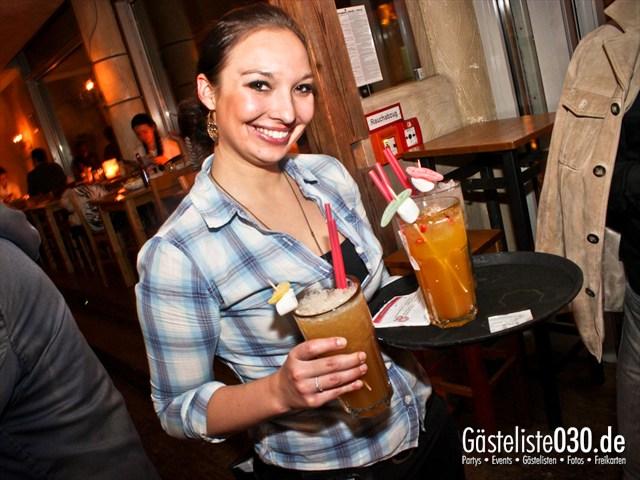 https://www.gaesteliste030.de/Partyfoto #17 Sausalitos Berlin vom 22.11.2012