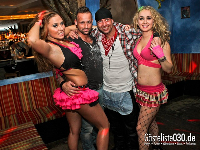 https://www.gaesteliste030.de/Partyfoto #106 Sausalitos Berlin vom 22.11.2012