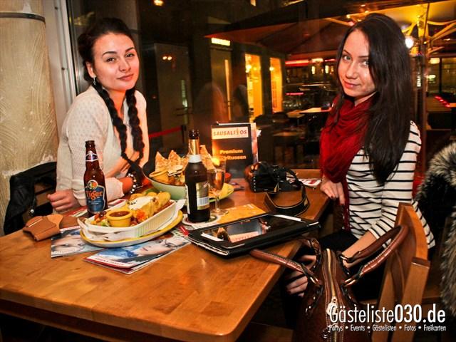 https://www.gaesteliste030.de/Partyfoto #10 Sausalitos Berlin vom 22.11.2012