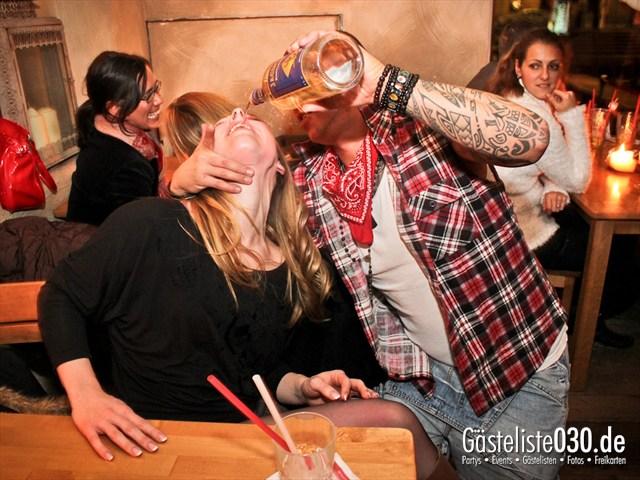 https://www.gaesteliste030.de/Partyfoto #62 Sausalitos Berlin vom 22.11.2012