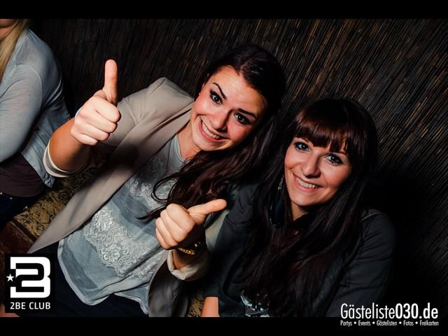 https://www.gaesteliste030.de/Partyfoto #184 2BE Club Berlin vom 13.10.2012