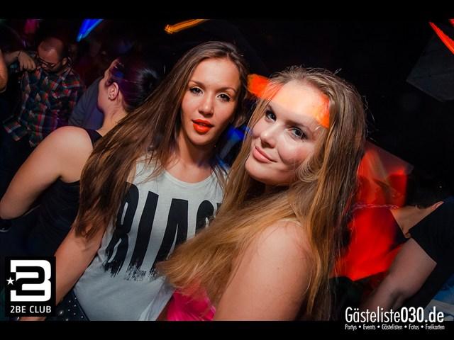 https://www.gaesteliste030.de/Partyfoto #1 2BE Club Berlin vom 13.10.2012