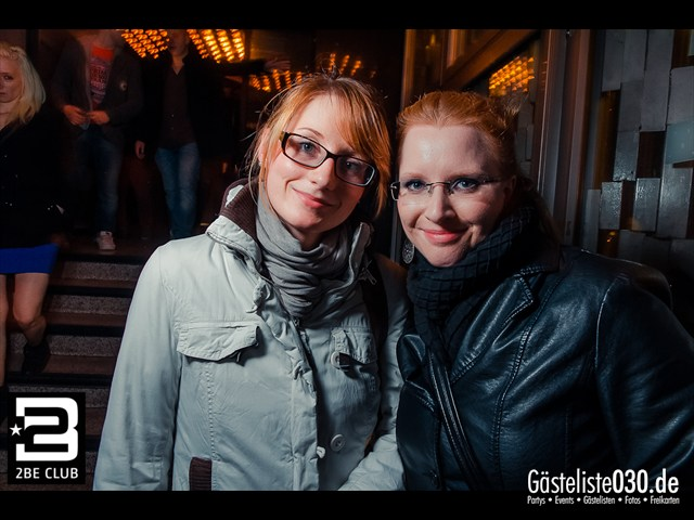https://www.gaesteliste030.de/Partyfoto #139 2BE Club Berlin vom 13.10.2012