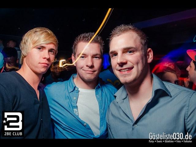 https://www.gaesteliste030.de/Partyfoto #133 2BE Club Berlin vom 13.10.2012