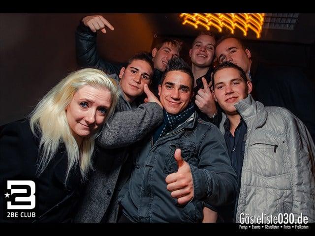 https://www.gaesteliste030.de/Partyfoto #115 2BE Club Berlin vom 13.10.2012