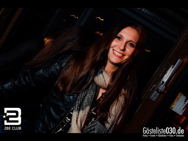 https://www.gaesteliste030.de/Partyfoto #145 2BE Club Berlin vom 13.10.2012