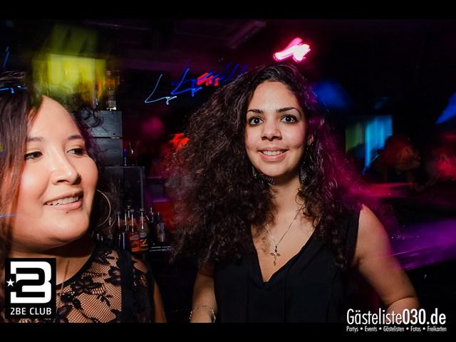 https://www.gaesteliste030.de/Partyfoto #127 2BE Club Berlin vom 13.10.2012