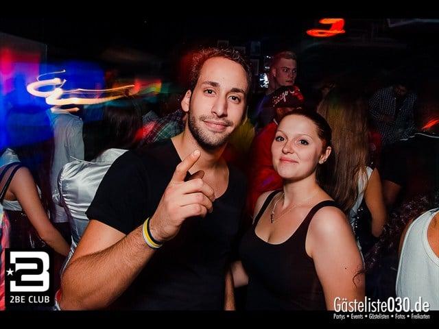 https://www.gaesteliste030.de/Partyfoto #66 2BE Club Berlin vom 13.10.2012