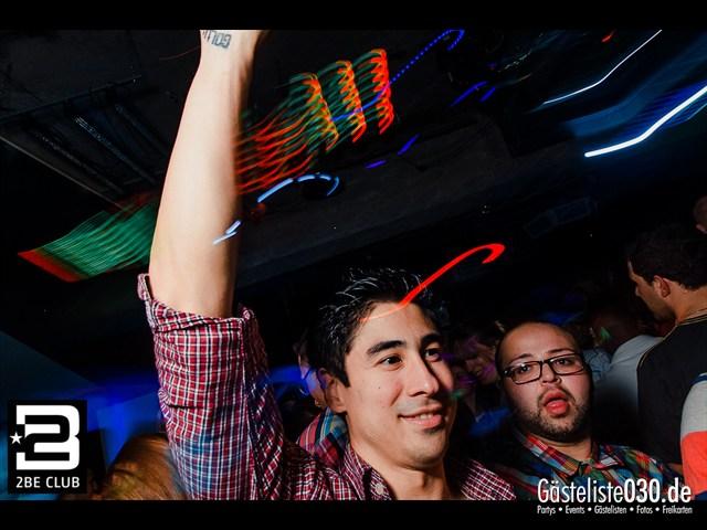 https://www.gaesteliste030.de/Partyfoto #9 2BE Club Berlin vom 13.10.2012