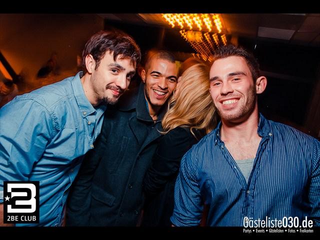 https://www.gaesteliste030.de/Partyfoto #47 2BE Club Berlin vom 13.10.2012