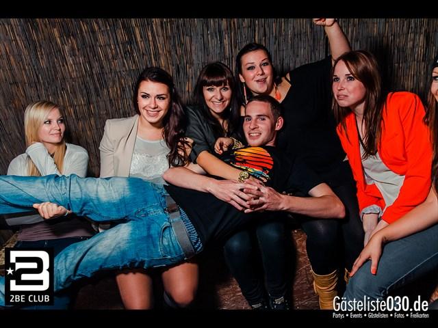 https://www.gaesteliste030.de/Partyfoto #126 2BE Club Berlin vom 13.10.2012