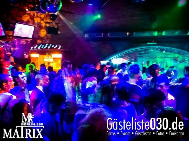 https://www.gaesteliste030.de/Partyfoto #33 Matrix Berlin vom 29.05.2013