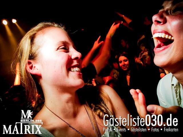 https://www.gaesteliste030.de/Partyfoto #9 Matrix Berlin vom 29.05.2013
