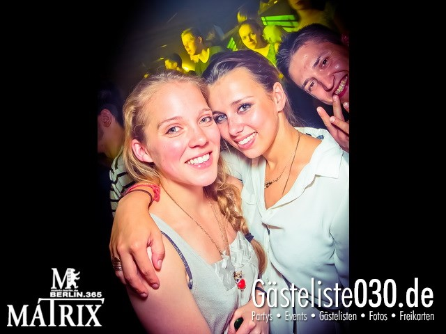 https://www.gaesteliste030.de/Partyfoto #61 Matrix Berlin vom 29.05.2013