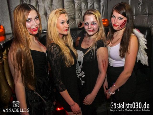 Partypics Annabelle's 03.11.2012 Halloween *Night of Horror*
