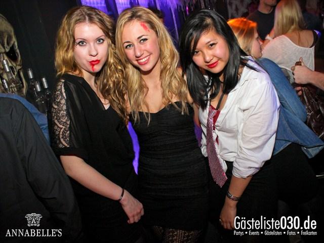 https://www.gaesteliste030.de/Partyfoto #7 Annabelle's Berlin vom 03.11.2012
