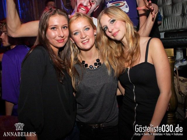 https://www.gaesteliste030.de/Partyfoto #17 Annabelle's Berlin vom 03.11.2012