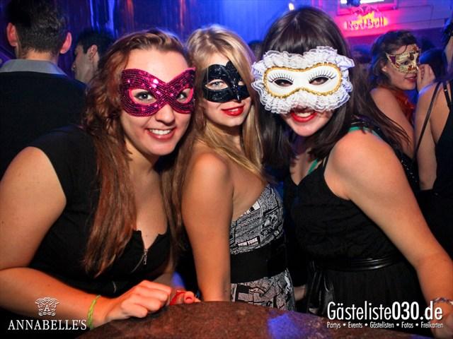 https://www.gaesteliste030.de/Partyfoto #5 Annabelle's Berlin vom 03.11.2012