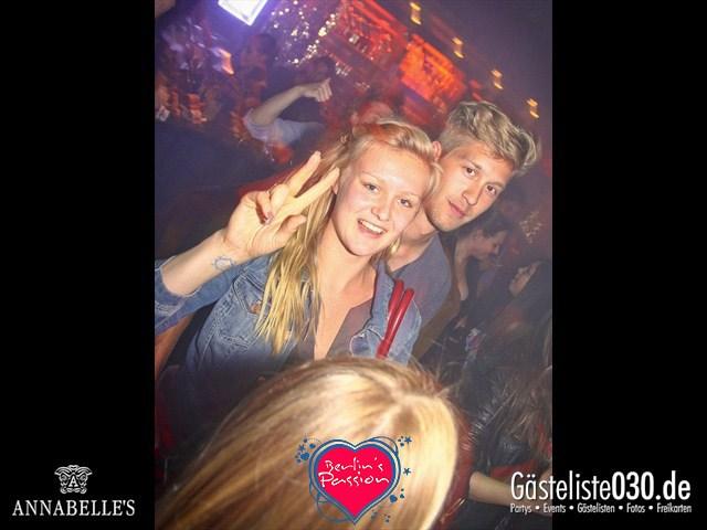 https://www.gaesteliste030.de/Partyfoto #83 Annabelle's Berlin vom 25.05.2012