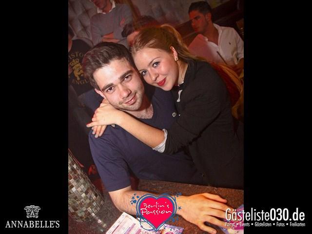 https://www.gaesteliste030.de/Partyfoto #32 Annabelle's Berlin vom 25.05.2012