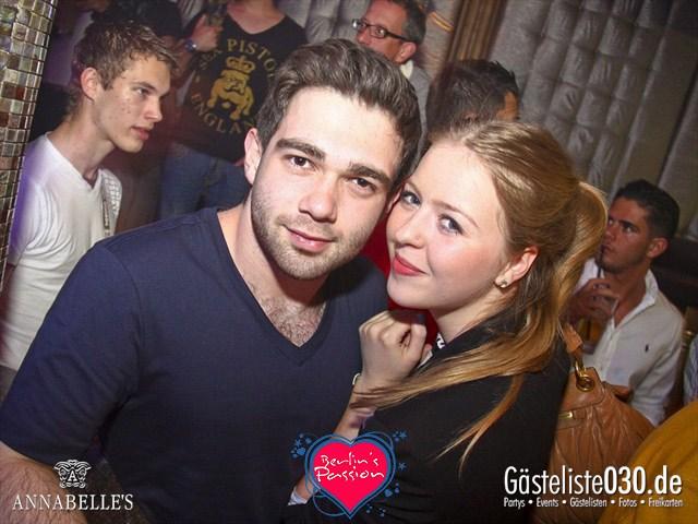https://www.gaesteliste030.de/Partyfoto #31 Annabelle's Berlin vom 25.05.2012