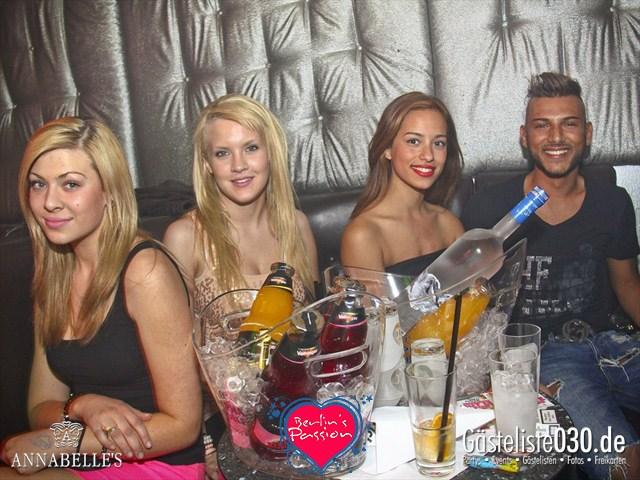 https://www.gaesteliste030.de/Partyfoto #4 Annabelle's Berlin vom 25.05.2012