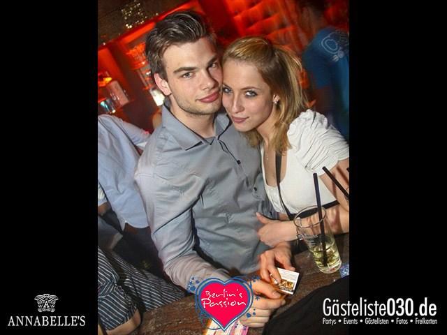 https://www.gaesteliste030.de/Partyfoto #49 Annabelle's Berlin vom 25.05.2012
