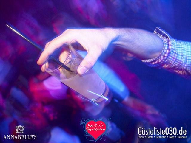 https://www.gaesteliste030.de/Partyfoto #68 Annabelle's Berlin vom 25.05.2012