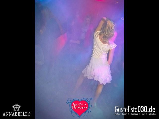https://www.gaesteliste030.de/Partyfoto #11 Annabelle's Berlin vom 25.05.2012