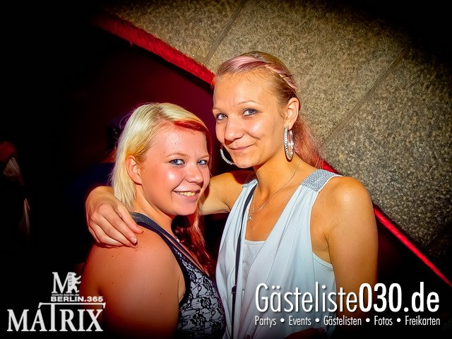 https://www.gaesteliste030.de/Partyfoto #81 Matrix Berlin vom 24.08.2012