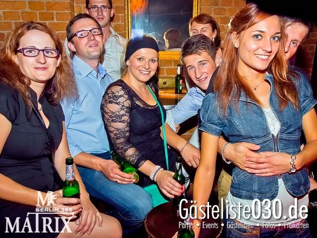 https://www.gaesteliste030.de/Partyfoto #92 Matrix Berlin vom 24.08.2012