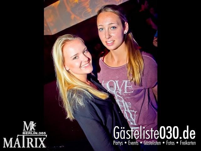 https://www.gaesteliste030.de/Partyfoto #45 Matrix Berlin vom 24.08.2012