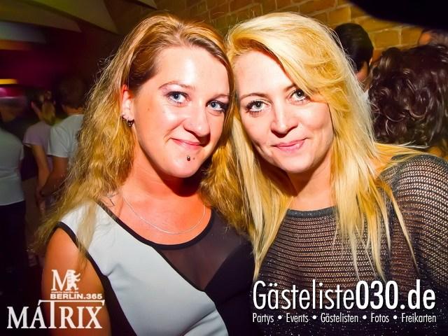 https://www.gaesteliste030.de/Partyfoto #95 Matrix Berlin vom 24.08.2012