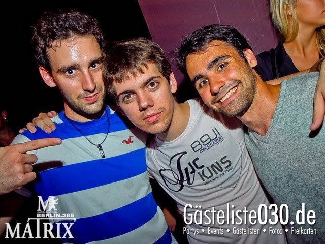 https://www.gaesteliste030.de/Partyfoto #68 Matrix Berlin vom 24.08.2012
