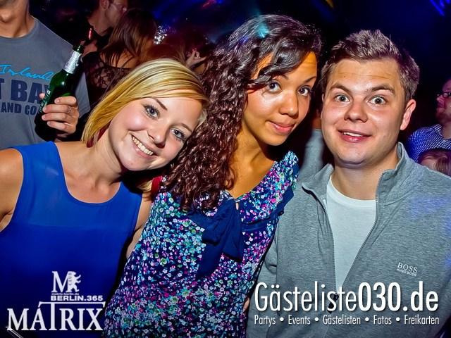 https://www.gaesteliste030.de/Partyfoto #63 Matrix Berlin vom 15.09.2012