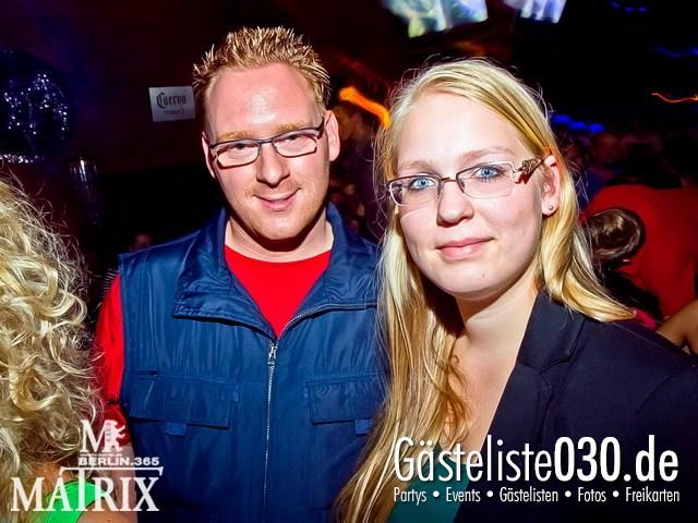 https://www.gaesteliste030.de/Partyfoto #1 Matrix Berlin vom 15.09.2012