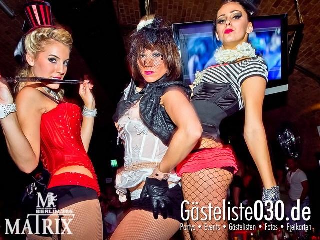 https://www.gaesteliste030.de/Partyfoto #74 Matrix Berlin vom 15.09.2012