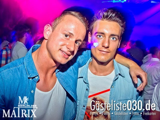 https://www.gaesteliste030.de/Partyfoto #113 Matrix Berlin vom 15.09.2012