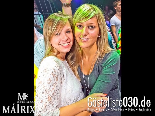https://www.gaesteliste030.de/Partyfoto #130 Matrix Berlin vom 15.09.2012