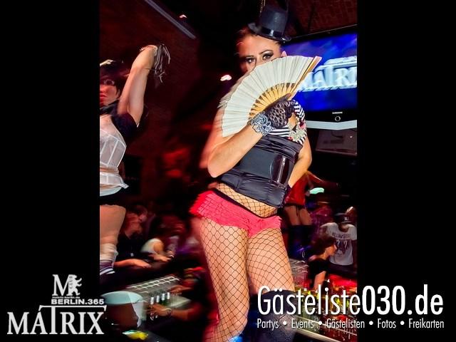 https://www.gaesteliste030.de/Partyfoto #112 Matrix Berlin vom 15.09.2012