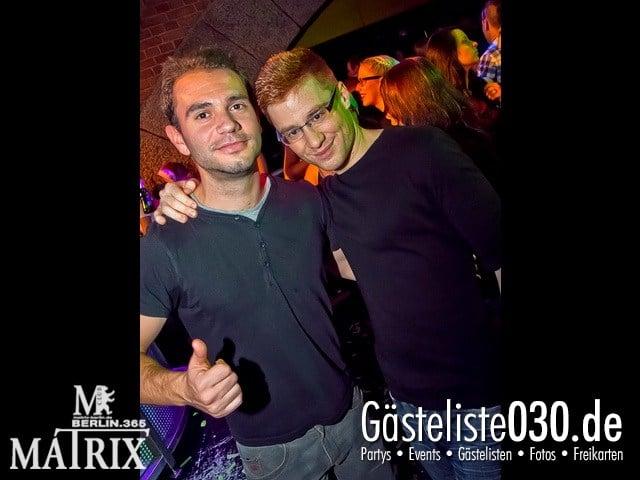 https://www.gaesteliste030.de/Partyfoto #17 Matrix Berlin vom 15.09.2012