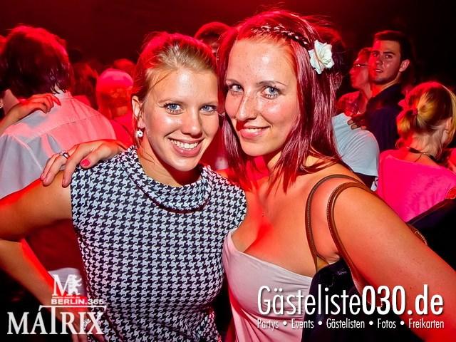 https://www.gaesteliste030.de/Partyfoto #86 Matrix Berlin vom 15.09.2012