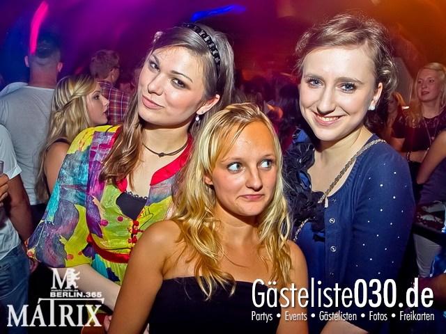 https://www.gaesteliste030.de/Partyfoto #49 Matrix Berlin vom 15.09.2012