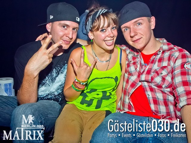 https://www.gaesteliste030.de/Partyfoto #26 Matrix Berlin vom 15.09.2012