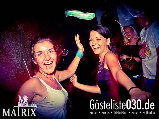https://www.gaesteliste030.de/Partyfoto #73 Matrix Berlin vom 15.09.2012