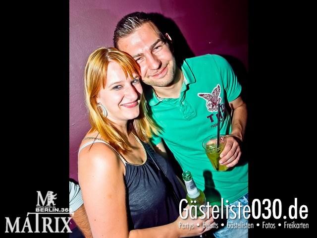 https://www.gaesteliste030.de/Partyfoto #41 Matrix Berlin vom 15.09.2012