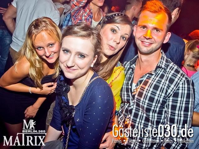 https://www.gaesteliste030.de/Partyfoto #55 Matrix Berlin vom 15.09.2012