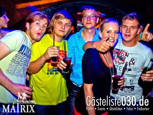 https://www.gaesteliste030.de/Partyfoto #28 Matrix Berlin vom 15.09.2012